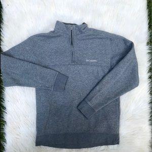 Gray Columbia Pullover M/L